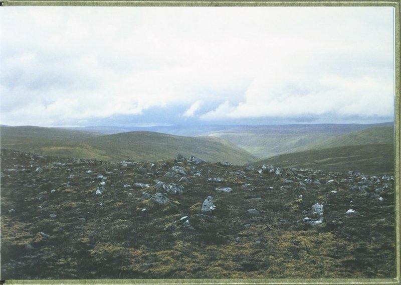 Eighteenth plate in the book No Where (Stromness, Orkney: Piers Art Centre, 1994)