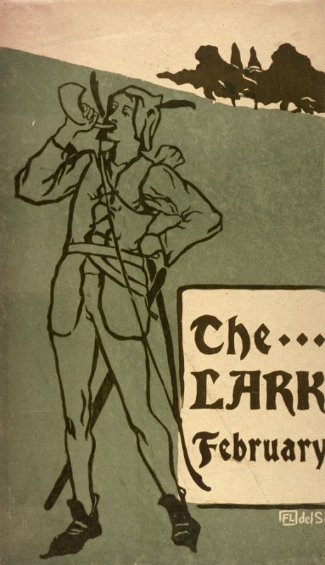The Lark, February 1896: Robin Hood