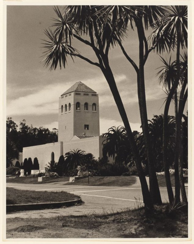 Untitled (The M.H. deYoung Memorial Museum)