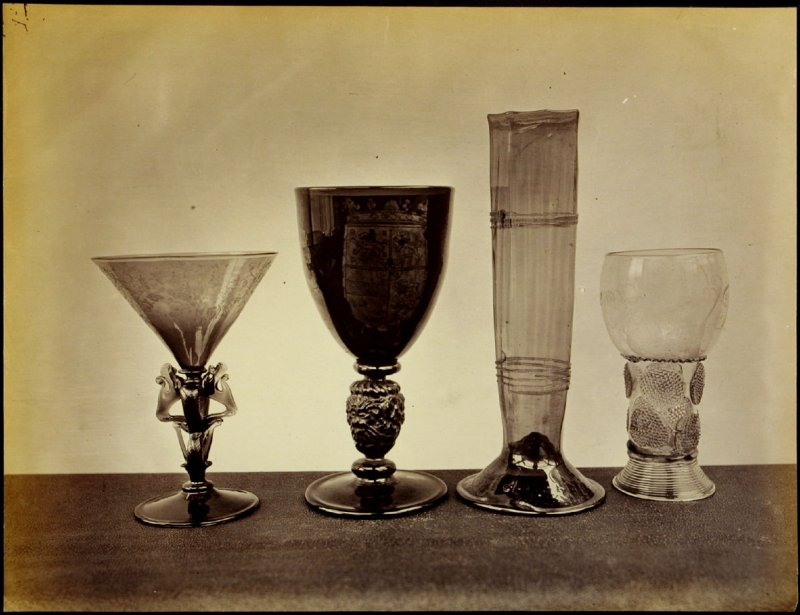 Object from the British Museum: glassware