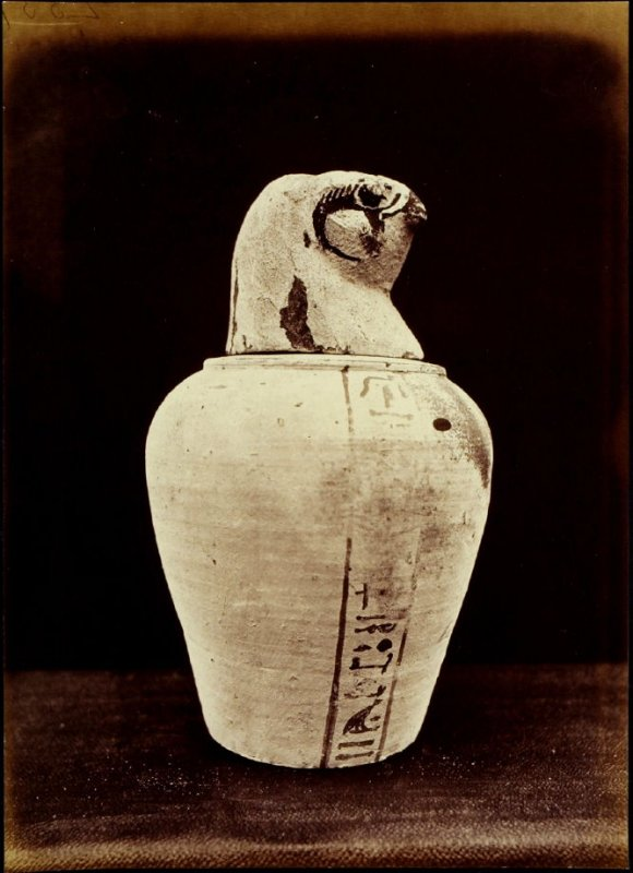 Object from the British Museum: Egyptian pottery