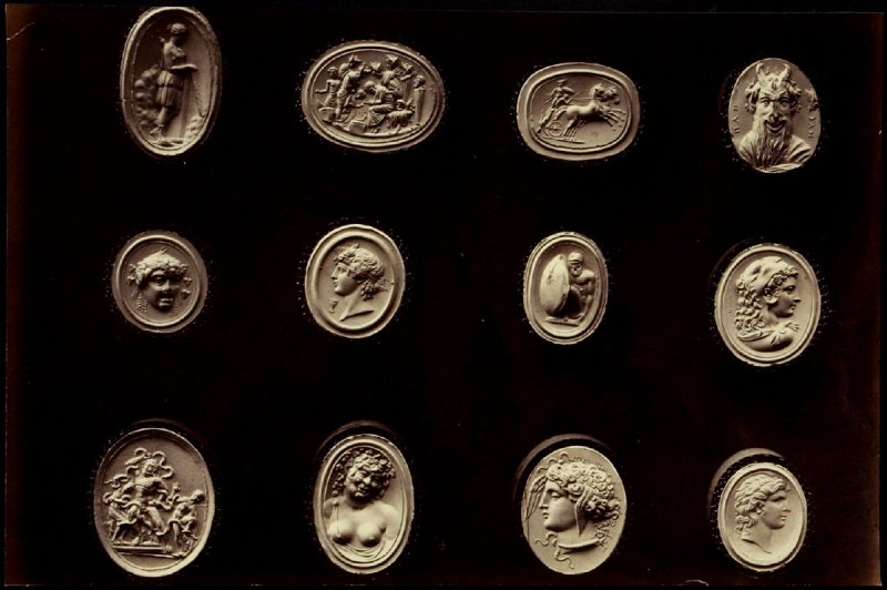 Object from the British Museum: Roman coins