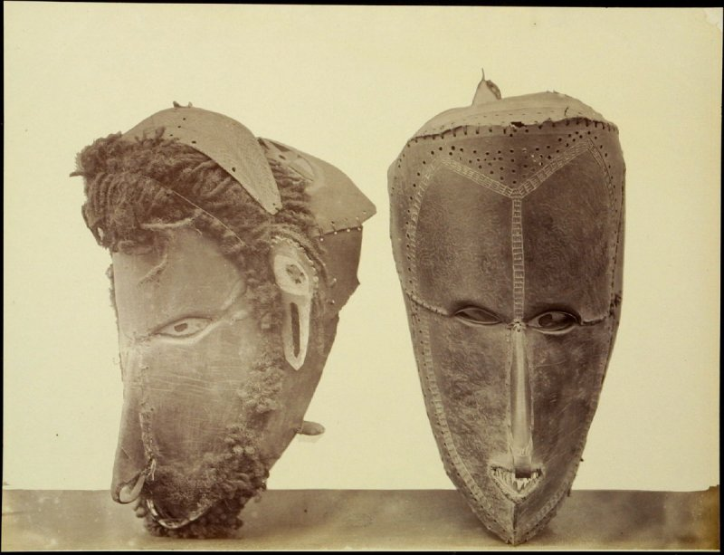 Objects from the British Museum: African