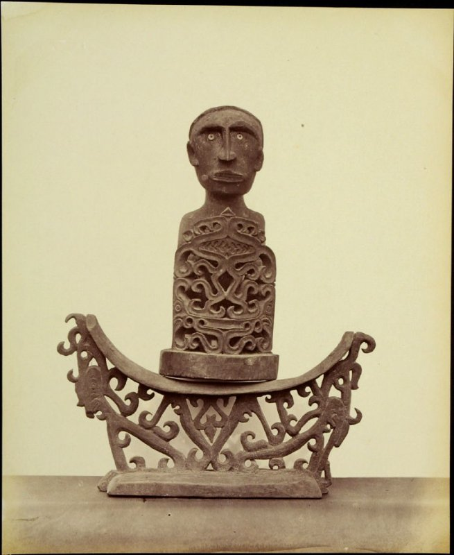 Object from the British Museum: Oceania