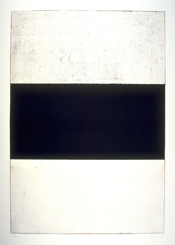 Untitled (Image a) from the portfolio, Five Plates on Rives BFK paper