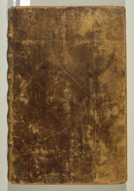 [title from spine]: Plans…des Srs. Marot ([probably Paris, ca. 1700])