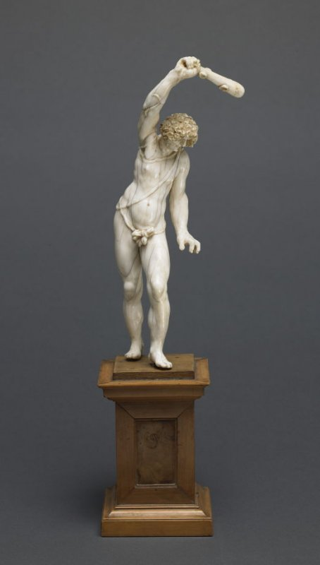 Hercules with a Club