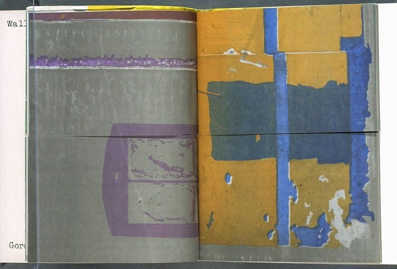 Illustration in the book Walls Paper