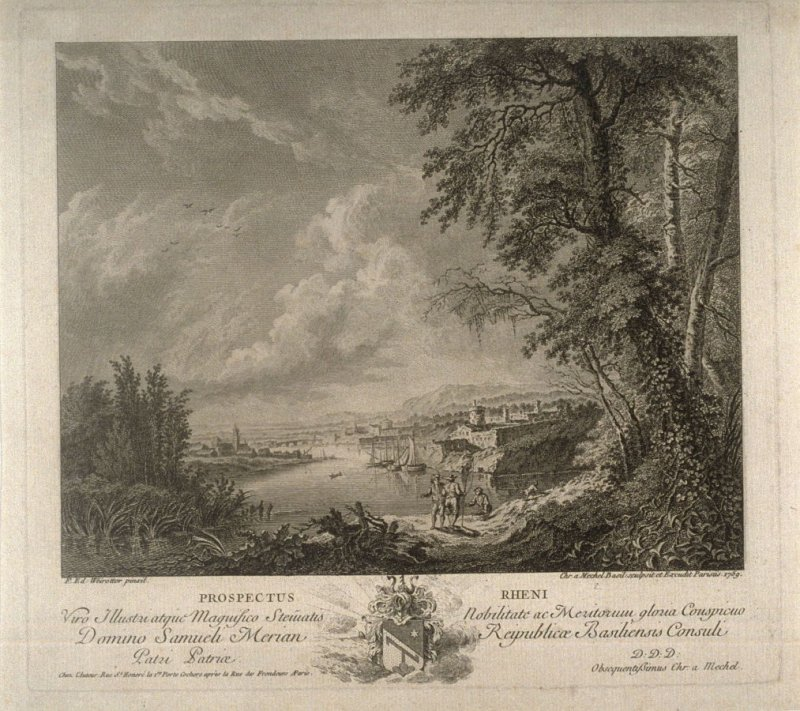 View of the Rhine