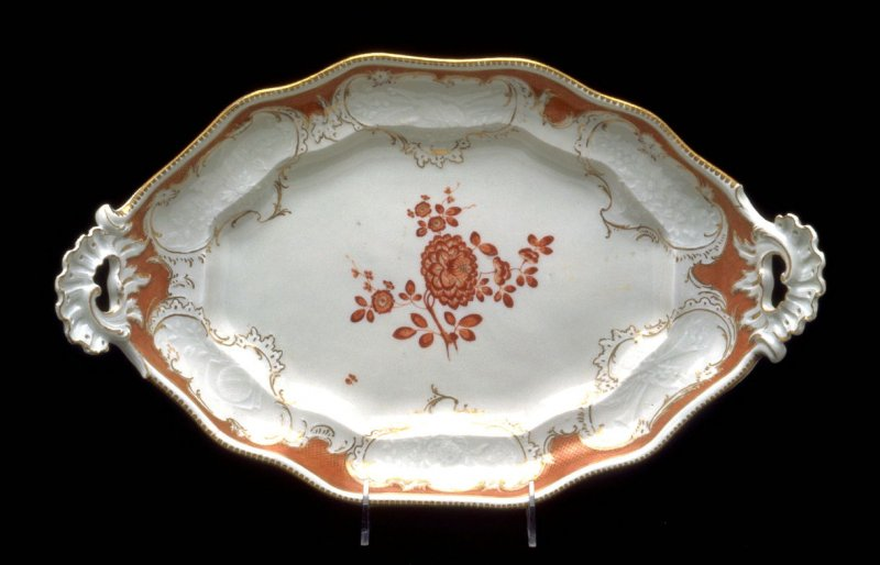 Small Platter from the General Mollendorf Service