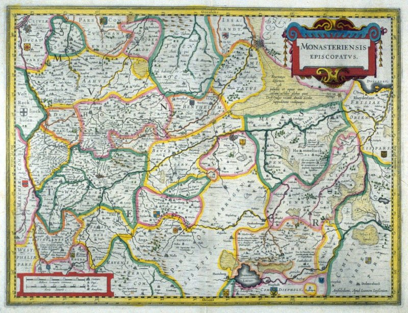 Map of Munster