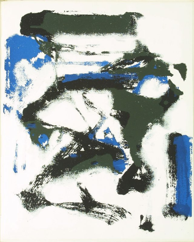 Untitled, In The Book The Poems By John Ashbery In The