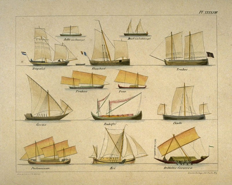 No.48, Various Ships of Various Ages.