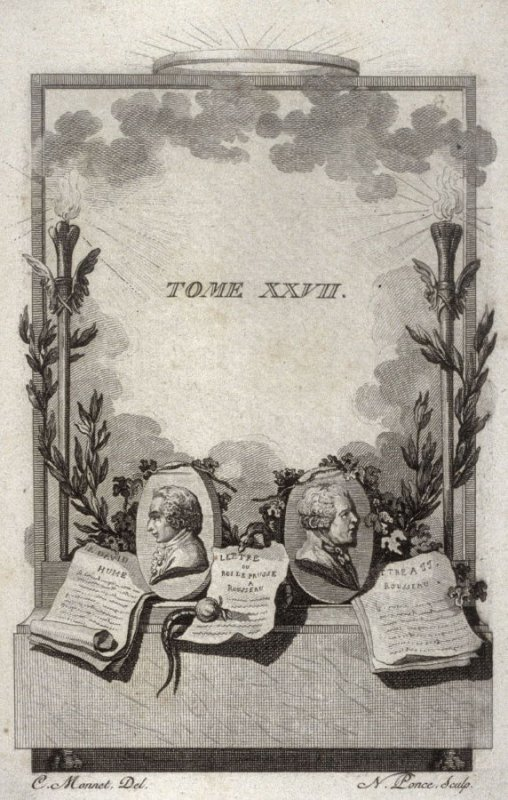 Title page - Tome XXVII