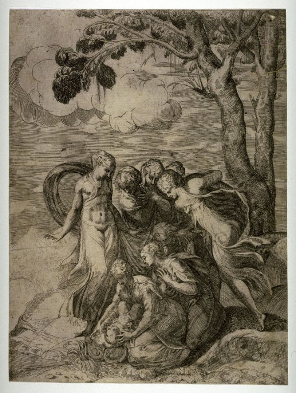 Moses Rescued from the Nile
