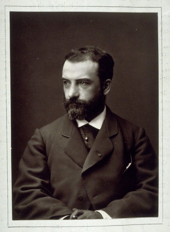 Léon Bonnat from the journal Galerie contemporaine, littéraire, artistique