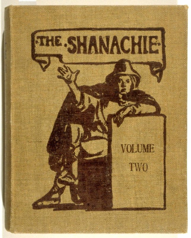 The Shanachie. An Illustrated Irish Miscellany (Dublin: Maunsel, 1907), vol. 2