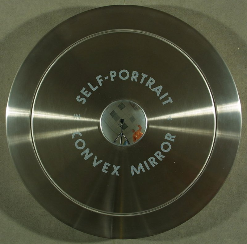Self-Portrait In A Convex Mirror by John Ashbery (San Francisco: The Arion Press, 1984)