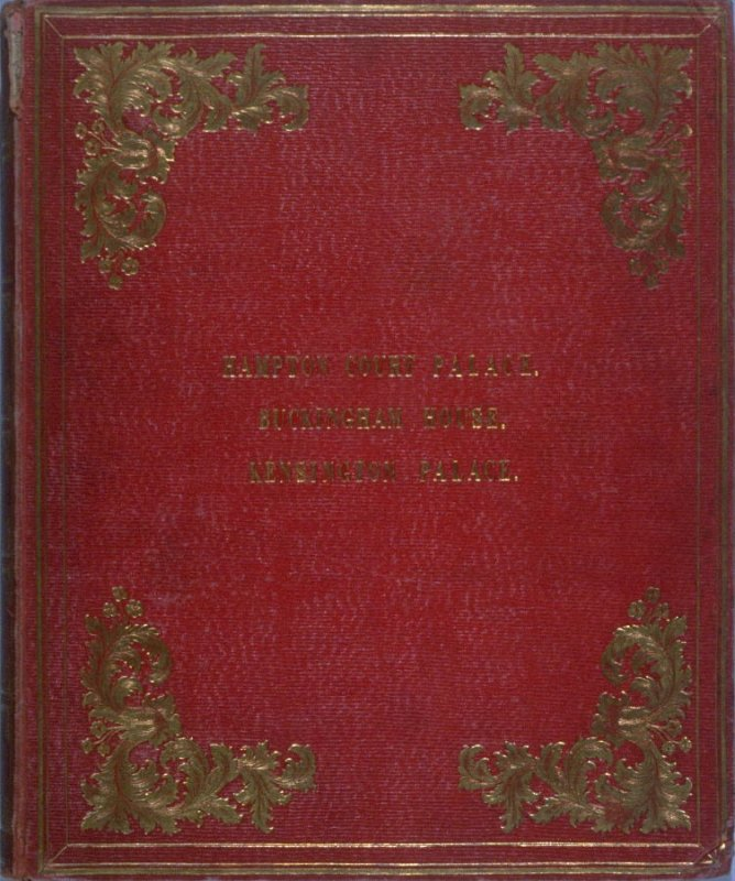 The History of the Royal Residences (London: A. Dry, 1819) , vol. 2 [contents include portion of Vol. II and portion of Vol. III; the title page and spine label are not accurate for the contents of this book]