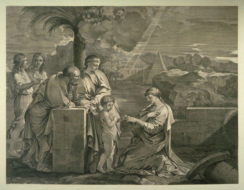 Marriage of St. Catherine