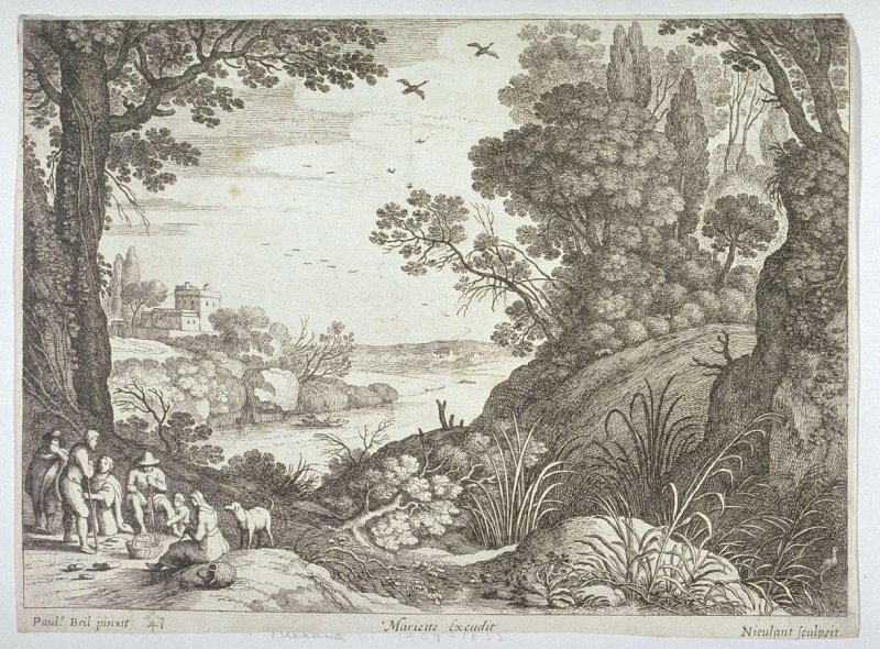 One of 11 landscapes