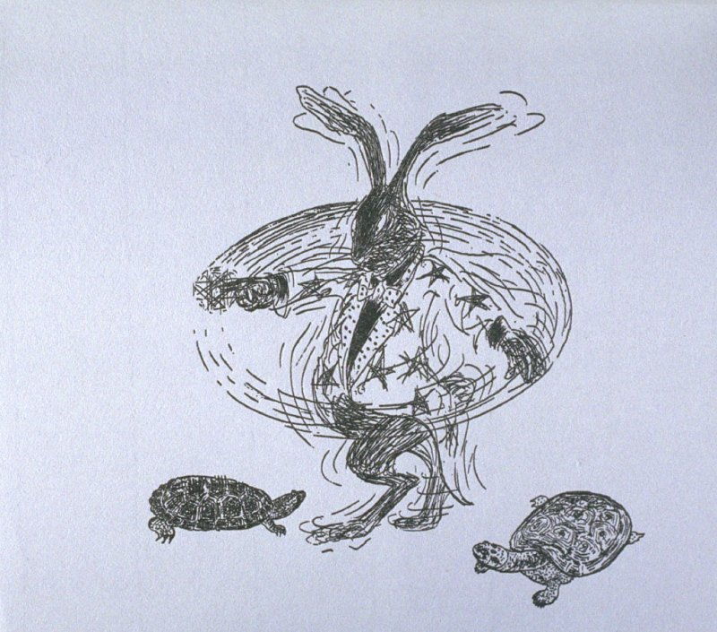 Image from sixth folder of Magic Rabbit's Book of Applied Magic Tricks
