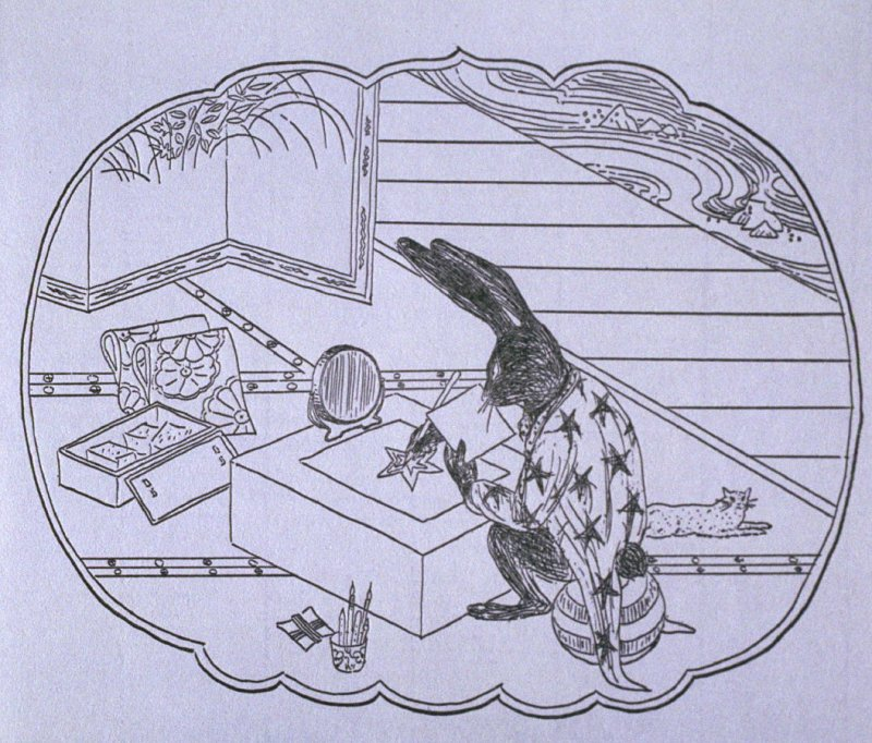 Image from second folder of Magic Rabbit's Book of Applied Magic Tricks