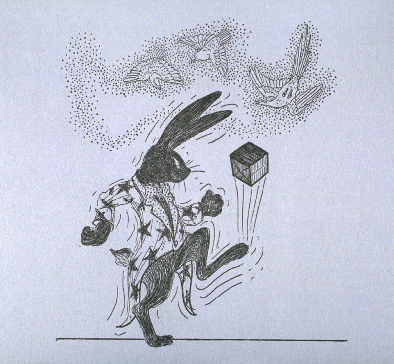 Image from first folder of Magic Rabbit's Book of Applied Magic Tricks