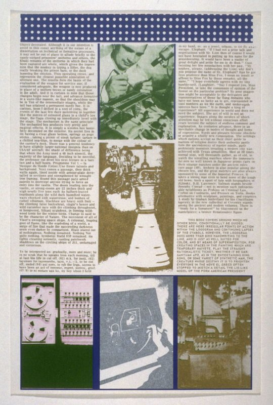 Untitled, from the book Moonstrips Empire News