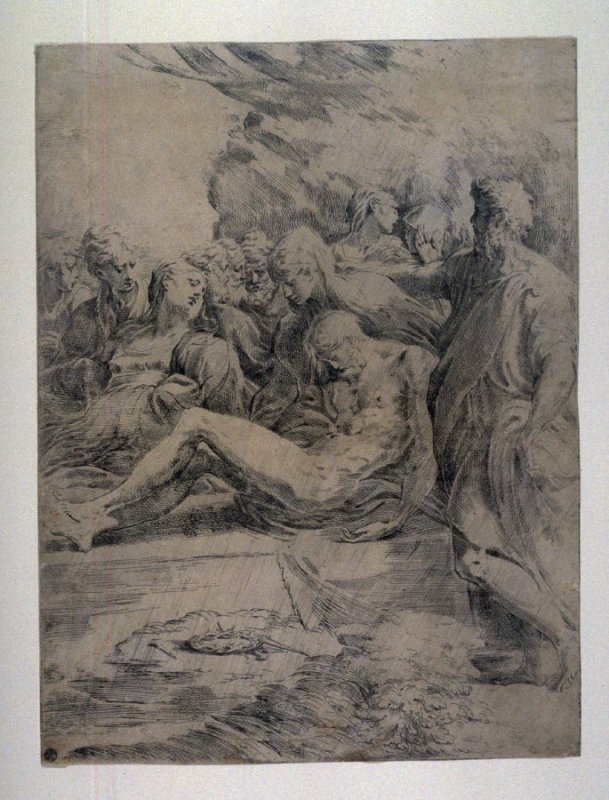 The Entombment (first version)