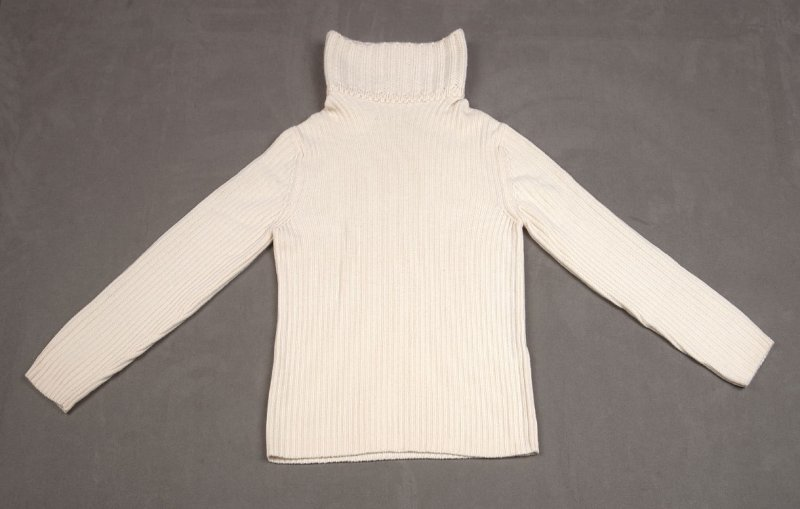Sweater (with coat and trousers - 1986.105.10a-c)