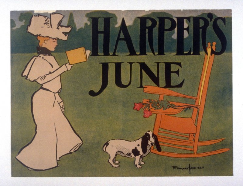 Harper's June 1897