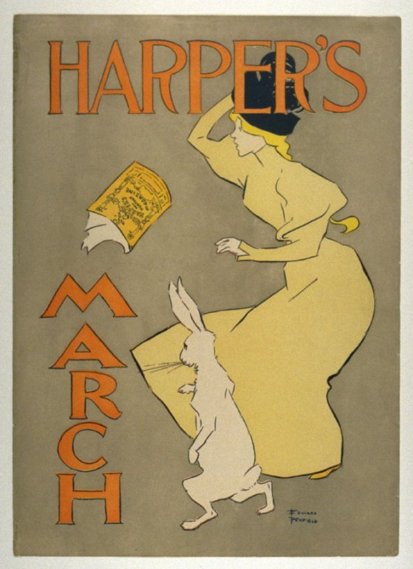 Harper's March 1895