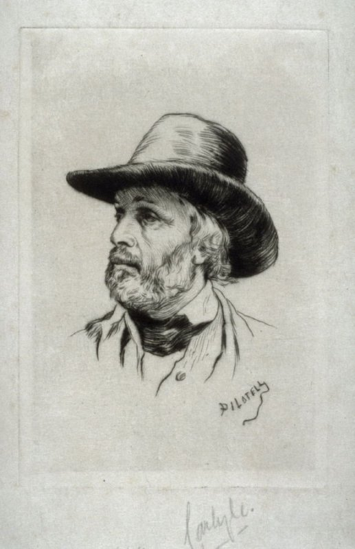 Portrait of Carlyle
