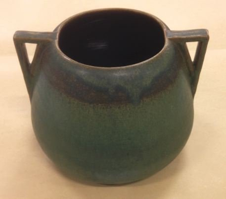 Two-Handled Vase