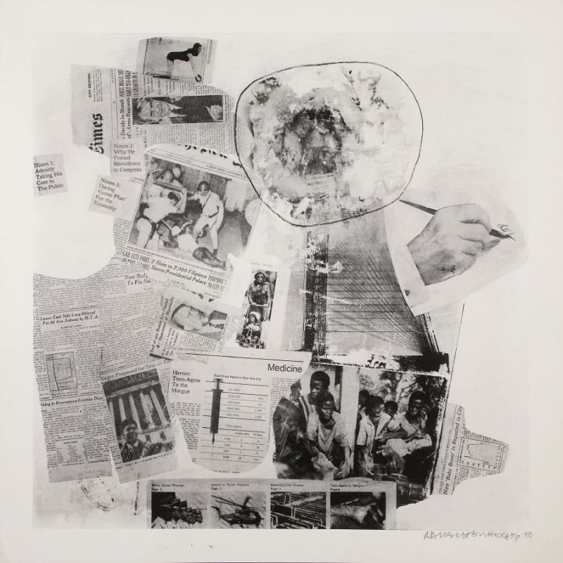 Untitled, from the series Features from Currents