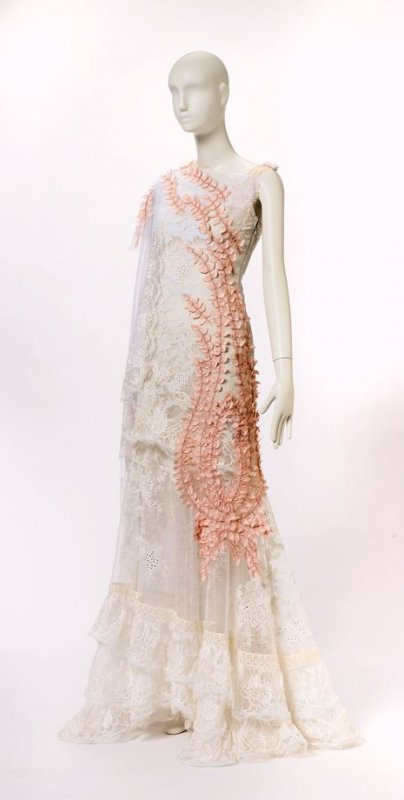 """Woman's gown, """"Shakespeare Refashioned"""""""