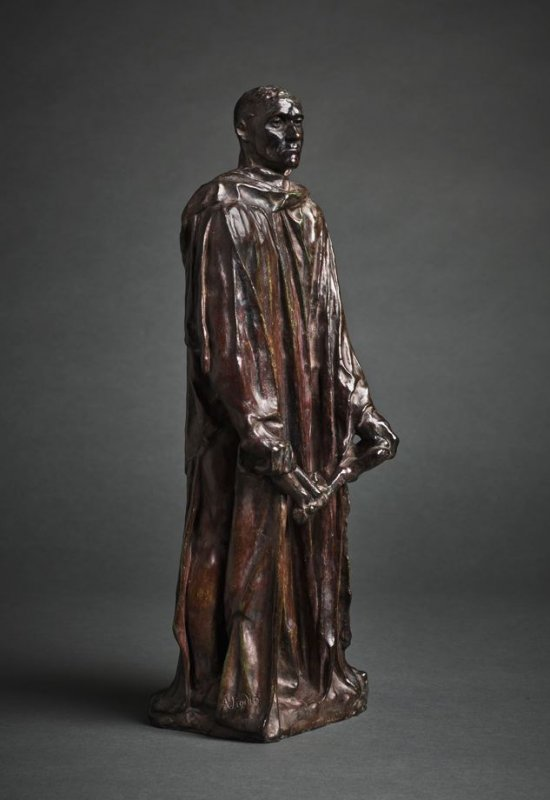 Jean d'Aire (reduction of one of the Burghers of Calais)