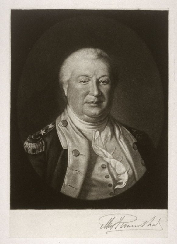Portrait of General Smallwood
