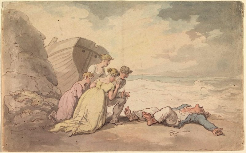 Finding the Shipwrecked Sailor