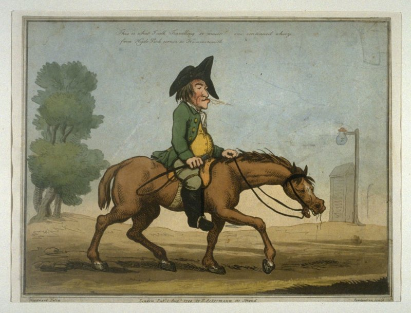A Whistler !!, from the series 'Horse Accomplishments'