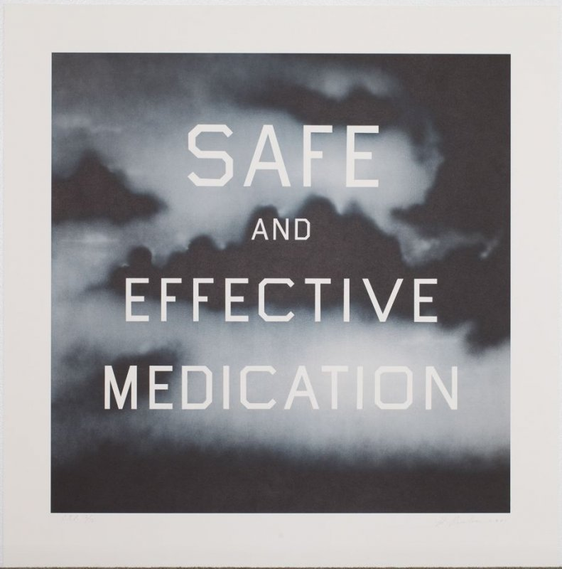 Color Trial Proof for Safe and Effective Medication