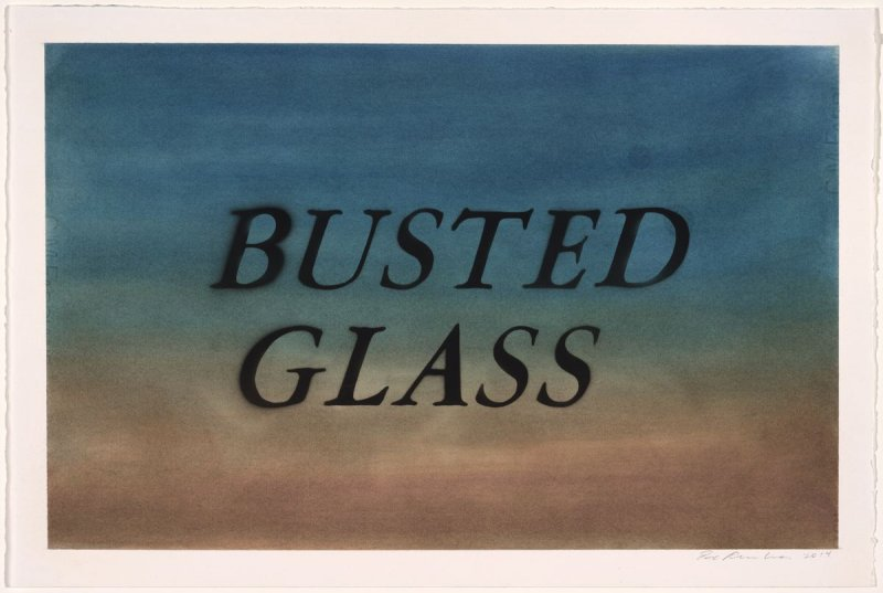Busted Glass
