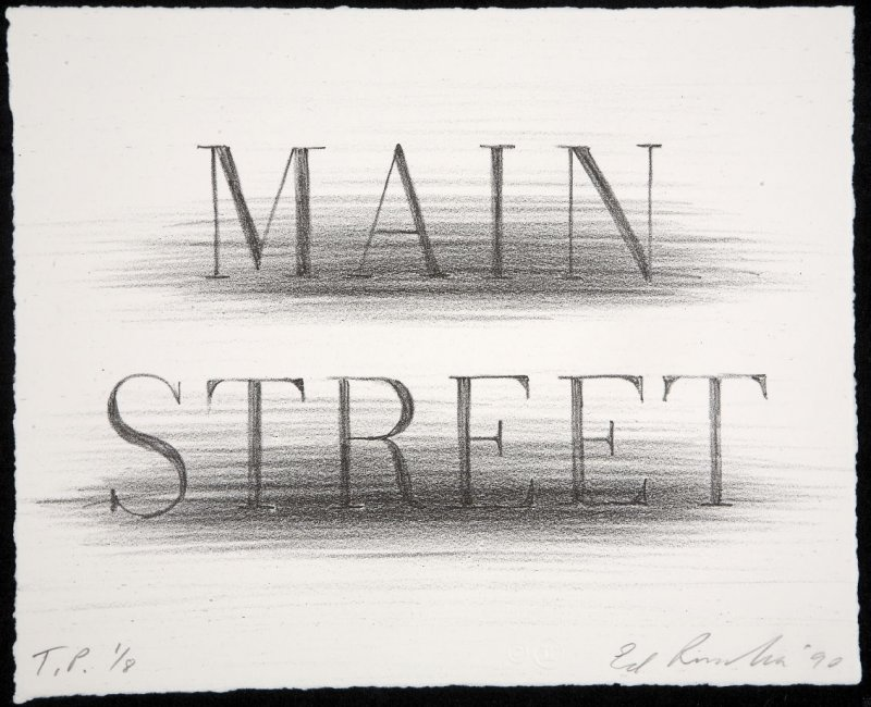 Trial Proof (4) for Main Street