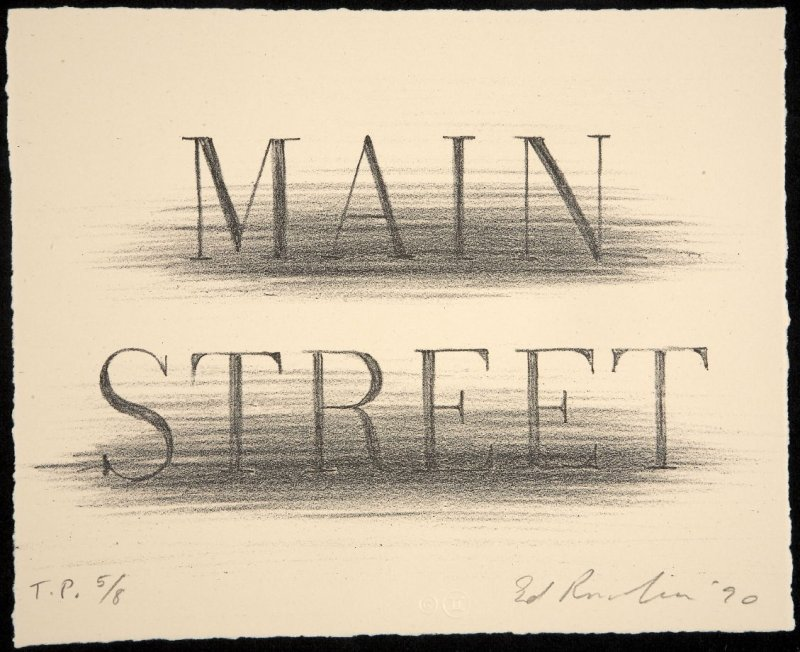 Trial Proof (6) for Main Street