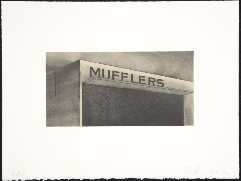 Mufflers, from the Archi-Props series