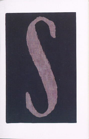 Untitled, plate 24 in the book S Books by Ed Ruscha (Zurich: Coutts Foundation, 2001)
