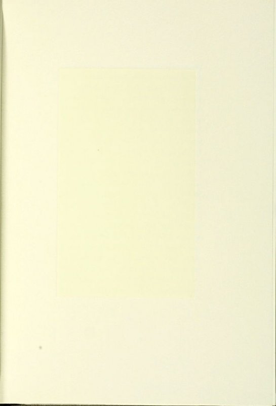 Untitled, between pgs. 28 and 29, in the book Nohow On by Samuel Beckett (New York: The Limited Editions Club, 1989)