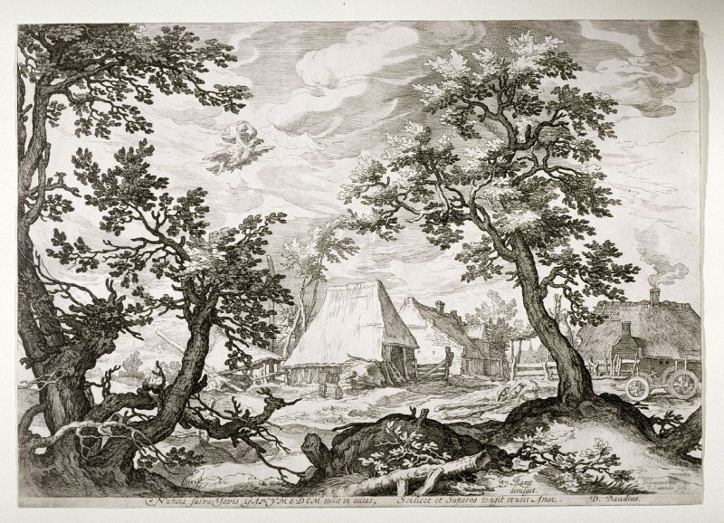 Landscape with the Abduction of Ganymede