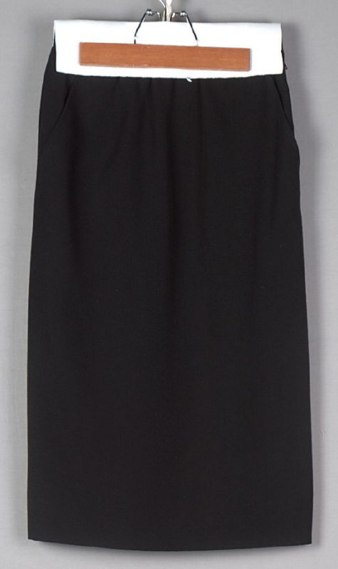 Skirt (worn with jackets, 1985.44.34a and 1994.179.2)